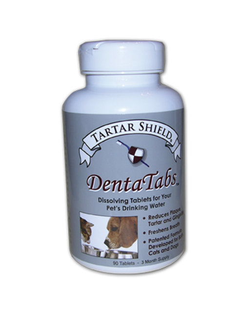 Tartar Shield DentaTabs